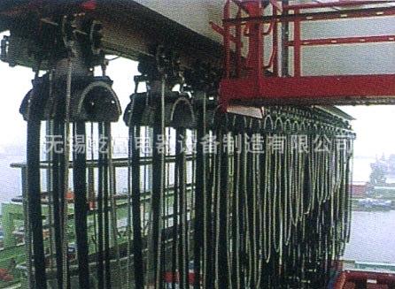 qfci型轨道电缆滑车
